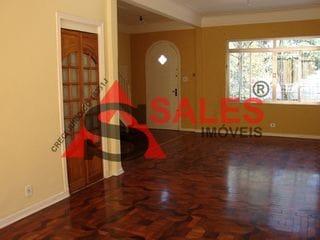 Foto do Sobrado-Sobrado Com 3 Dormitórios, para locação, 160 m², R$ 4.500,00, Localizado na Rua Alabastro, Aclimação, São Paulo, SP