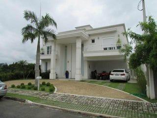 Foto do Sobrado-Sobrado à venda, 310 m² por R$ 1.980.000,00 - Chácaras Maringá - Atibaia/SP