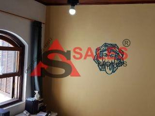 Foto do Sobrado-Sobrado para Venda no bairro Barra Funda ! 160m², living para 2 ambientes, 3 dormitórios, possui 2 banheiros, piso de tábua, taco, frio,
