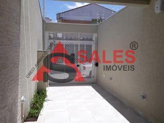 Foto do Sobrado-Lindo Sobrado novo à venda, R$ 850.000,00, 03 suítes, 02 vagas de garagem - Vila Brasílio Machado, São Paulo, SP