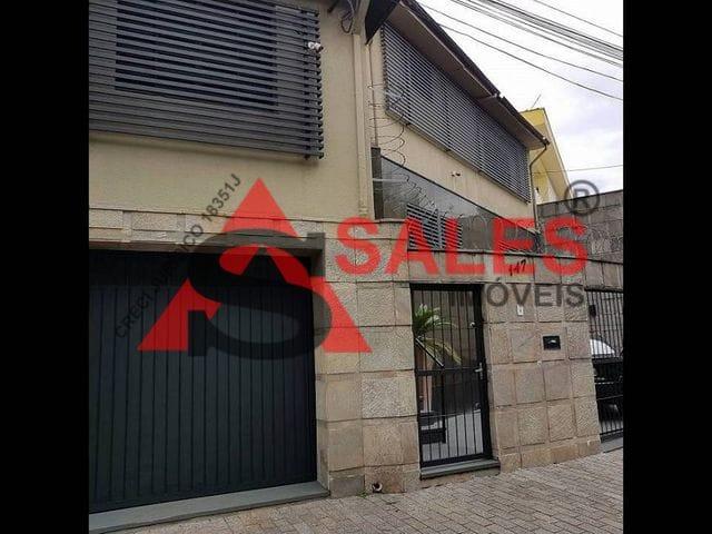Foto do Sobrado-Sobrado com 4 dormitórios à venda, 212 m² por R$ 1.350.000,00 Localizado na Praça Pinheiro da Cunha - Ipiranga, São Paulo, SP