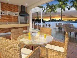 Foto do Sobrado-Sobrado à venda, 146 m² por R$ 885.541,99 - Parque Rincão - Cotia/SP