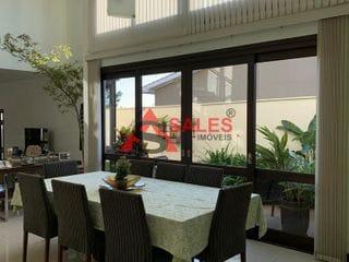 Foto do Sobrado-Lindo sobrado com 550m² em condomínio fechado excelente  local para quem quer morar bem e com segurança 24 horas.
