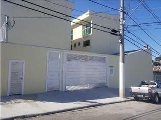 Foto do Sobrado-Sobrado com 2 dormitórios à venda, 60 m² por R$ 300.000,00 - Vila Paranaguá - São Paulo/SP