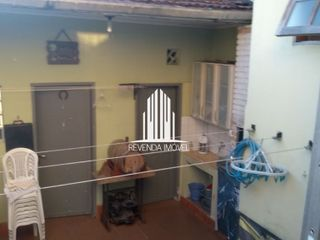 Foto do Sobrado-Sobrado à venda com 125m² em Santo Amaro - 3 Dorms - 2 Vagas, com Portão Automático