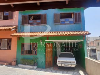Foto do Sobrado-Excelente Sobrado em condomínio fechado com 3 dormitórios e 3 vagas de garagens à VENDA, Parque Boturussu, São Paulo, SP