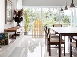 Foto do Sobrado-Casa com 4 suítes, 4 vagas, área gourmet e espaço para festa com 431m2 área útil e 560m2 área total, Tamboré, Santana de Parnaíba, SP