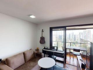 Foto do Studio-Studio à venda, 36 m² - Campo Belo - São Paulo/SP
