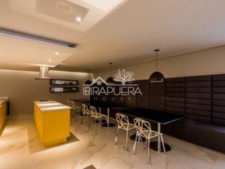 Foto do Studio-Studio mobiliado de 29m² e com uma vaga de garagem no melhor da Vila Olímpia, com lazer completo, pronto para morar!!!