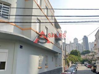 Foto do Studio-Excelente Apartamento  tipo Studio, com 14 metros quadrados, 1 dormitório, 1 sala, 1 banheiro, para locação - Aclimação - São Paulo/SP
