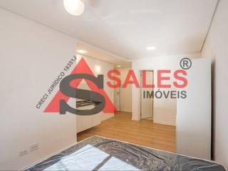 Foto do Studio-Excelente Apartamento  tipo Studio, com 18,5 metros quadrados, 1 dormitório, 1sala, 1 banheiro, para locação - Aclimação - São Paulo/SP