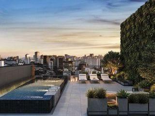 Foto do Studio-Studio com 1 dormitório à venda, 21 m² por R$ 426.170,80 - Moema - São Paulo/SP