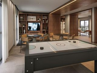 Foto do Studio-Studio com 1 dormitório à venda, 20 m² por R$ 413.438,00 - Moema - São Paulo/SP