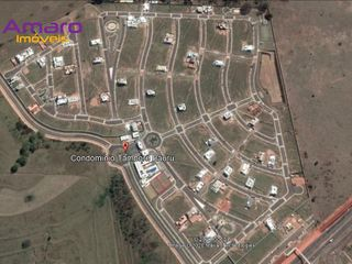 Foto do Terreno-Tamboré, 417m², Excelente topografia.