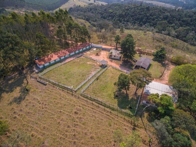 Foto do Terreno-Loteamento de Chácaras a partir de R$ 100.000, próximo da Rodovia Castelo Branco Km 63. Pagamento facilitado direto com a Incorporadora.