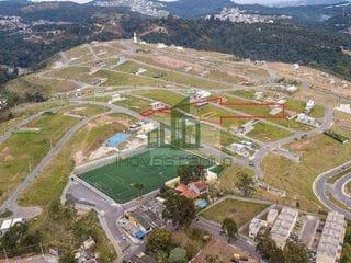 Foto do Terreno-Terreno à venda, 150 m² por R$ 135.000 - Condomínio Nova Jaguari - Santana de Parnaíba/SP