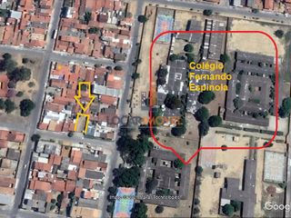 Foto do Terreno-Único terreno a venda com 480 m² próximo de colégio e da famosa avenida comercial Frei Benjamim em Vitória da Conquista - BA