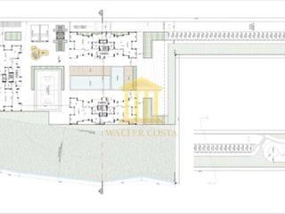 Foto do Terreno-Área com Projeto Arquitetonico de 24.374,00 m², no Bairro Vila São Pedro, em Hortolândia - SP.
