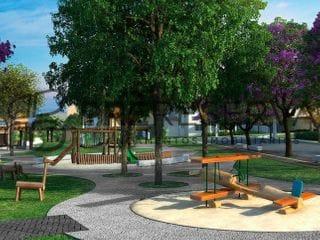 Foto do Terreno-Ótimo terreno com com 371,17 m² à venda no Residencial Tamboré - Bauru/SP. Segurança e qualidade de vida para você e sua família!