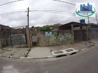 Foto do Terreno-Terreno à venda, 200 m² por R$ 120.000,00 - Cidade Soberana - Guarulhos/SP