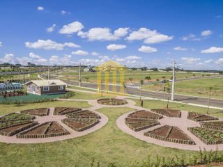 Foto do Terreno-Ótimo Terreno com 510 m² e a Tranquilidade da Natureza que o Condomínio Proporciona, em Jaguariúna-SP.