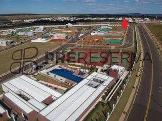 Foto do Terreno-Excelente terreno com com 371,17 m² à venda no Residencial Tamboré - Bauru/SP. Segurança e qualidade de vida para você e sua família!