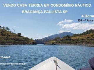 Foto do Terreno-Vendo Casa Condomínio Represa Bragança Paulista SP