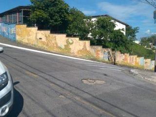 Foto do Terreno-Terreno à venda, 132 m² por R$ 125.000,00 - Cidade Soberana - Guarulhos/SP