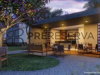 Foto do Terreno-Excelente terreno com 595m² à venda no Residencial Cyrela Estoril, Zona Sul de Bauru, SP. Qualidade de vida e segurança para você e sua família!