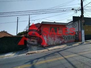 Foto do Terreno-Terreno com 2 casas à venda, 220m² por R$ 530.000,00 Localizado na Rua Nossa Senhora da Saúde - Jardim Previdência, São Paulo, SP