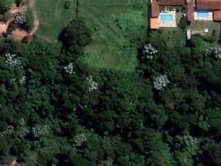 Foto do Terreno-Excelente terreno no condomínio Parque da Fazenda