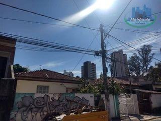 Foto do Terreno-casas para demolir fazer predio