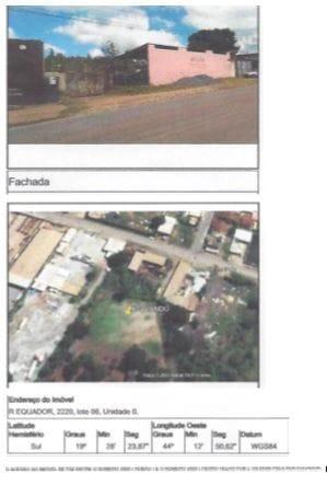 Foto do Terreno-SETE LAGOAS - SANTA MARIA - Oportunidade Caixa em SETE LAGOAS - MG | Tipo: Terreno | Negociação: Venda Direta Online  | Situação: Imóvel Ocupado
