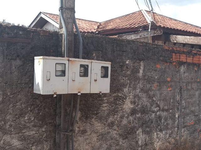 Foto do Terreno-Terreno à venda, RUA TEFÉ - Aparecida, Londrina, PR - REGIÃO CENTRAL DE LONDRINA - TEM 3 CASAS -  EXTREMAMENTE BEM LOCALIZADO