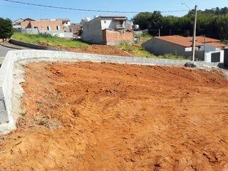 Foto do Terreno-Terreno à venda, 282,05m², leve declive, esquina, Residencial dos Lagos, Bragança Paulista, SP