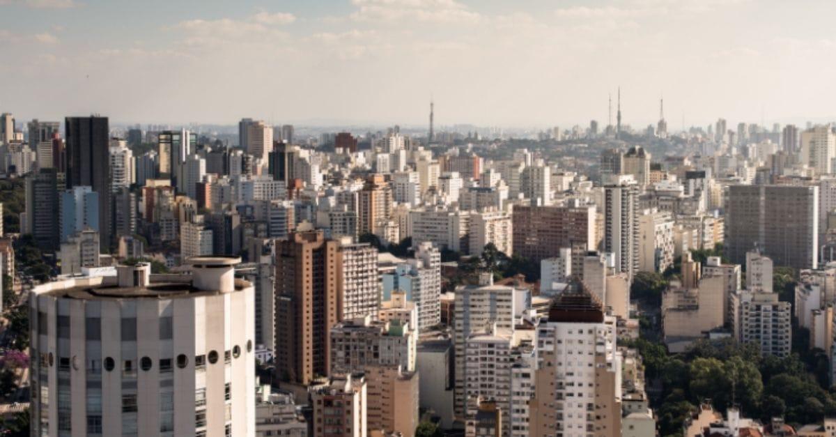 Ilustração de Bela Vista São Paulo - SP