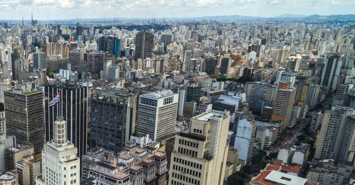 Ilustração de Brás São Paulo - SP