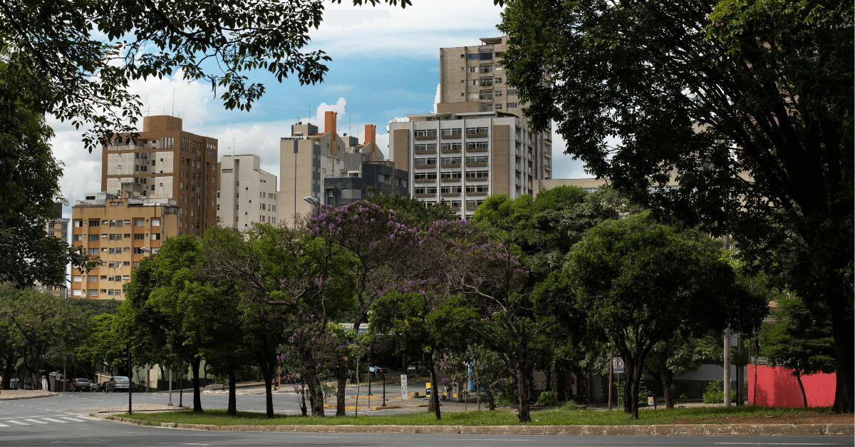 Ilustração de Campo Belo São Paulo - SP