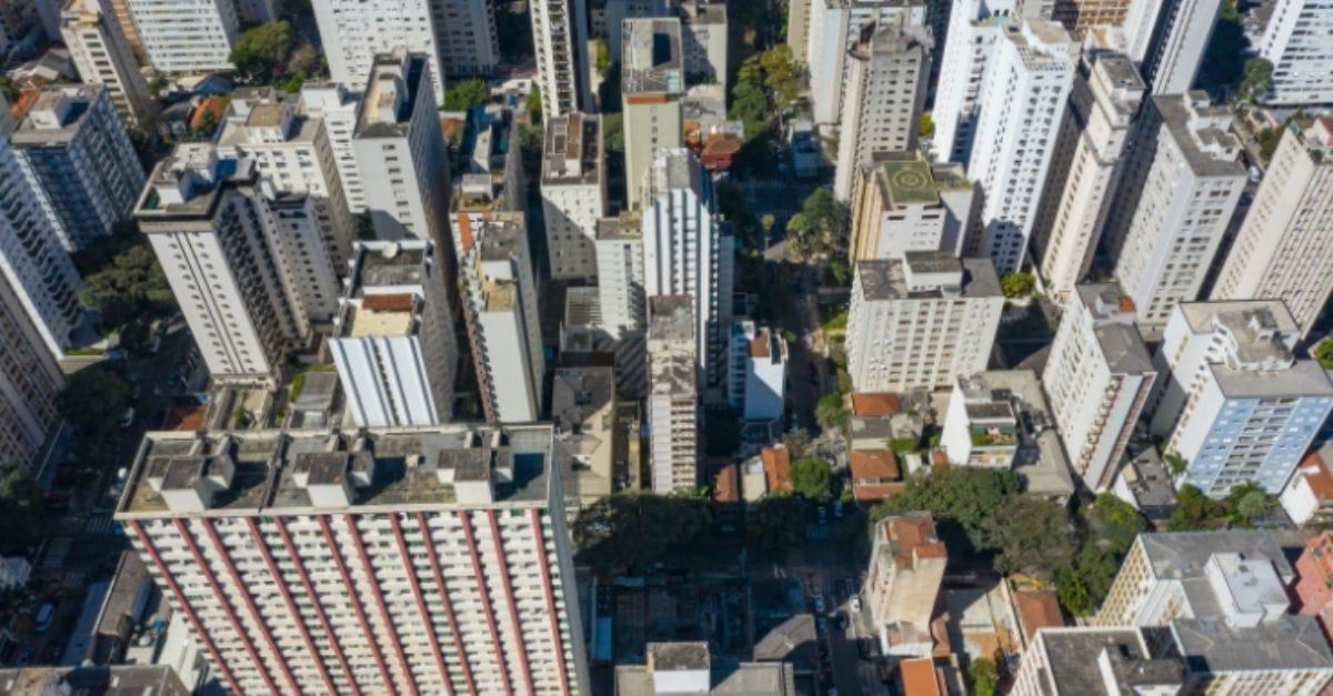 Ilustração de Consolação São Paulo - SP