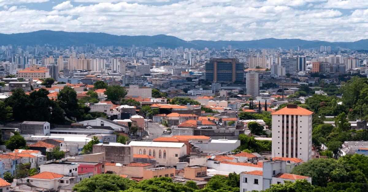 Ilustração de Jaguaré São Paulo - SP