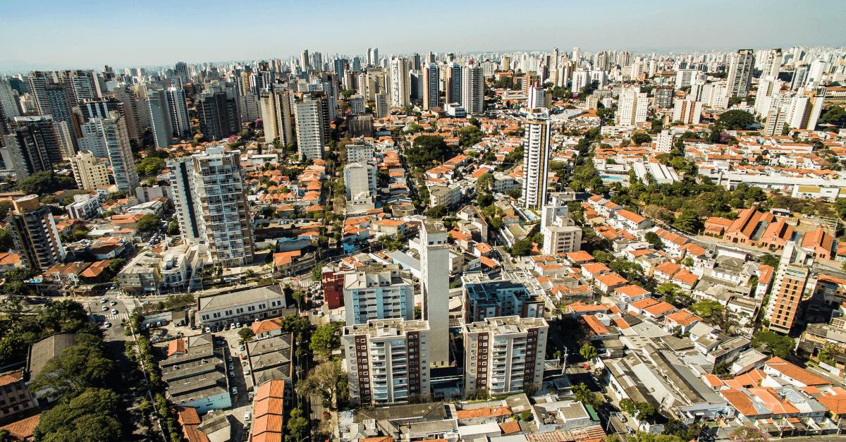 Ilustração de Jardim Vila Mariana São Paulo - SP