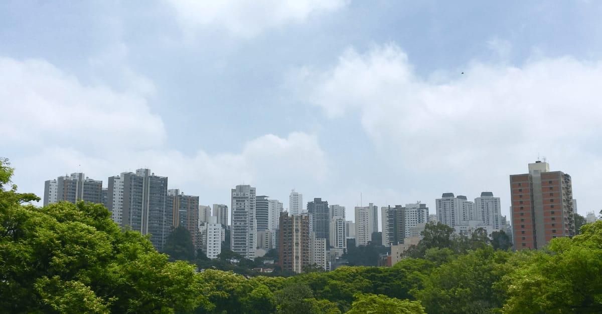 Ilustração de Jardim Ampliacao São Paulo - SP