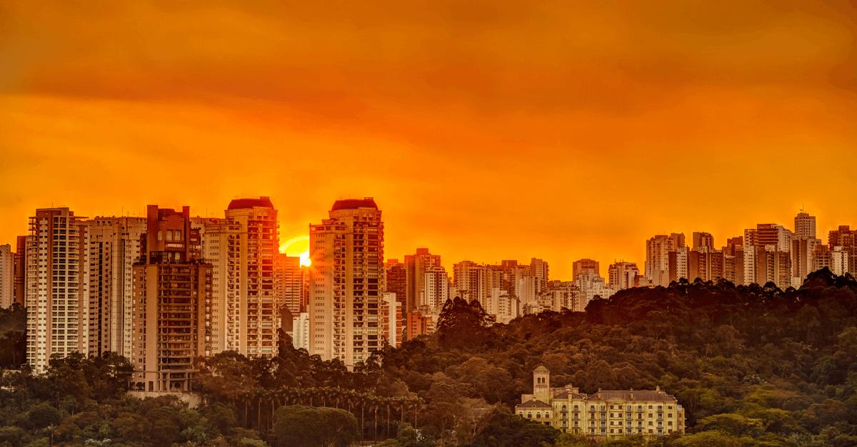 Ilustração de Panamby São Paulo - SP