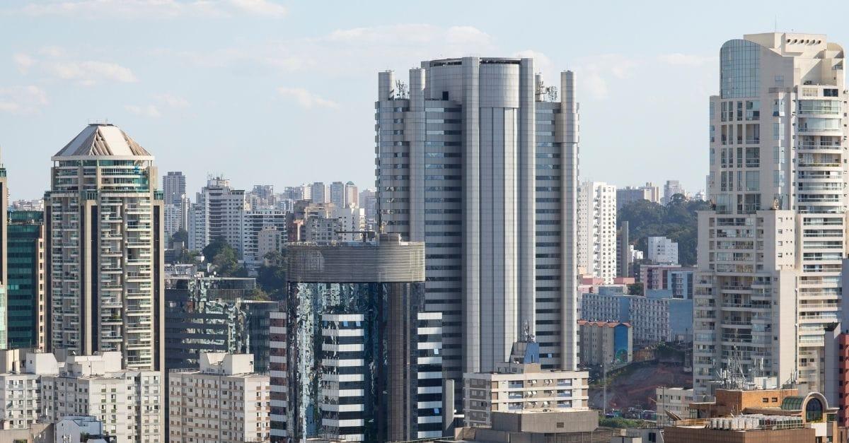 Ilustração de Santo Amaro São Paulo - SP
