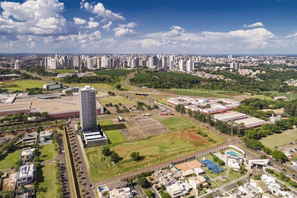 Ilustração de Terra Bonita Londrina - PR