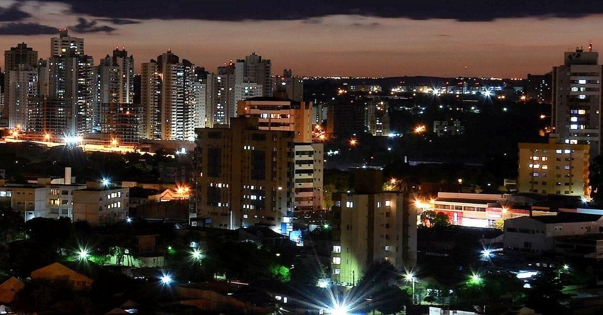 Ilustração de Vila Filipin Londrina - PR