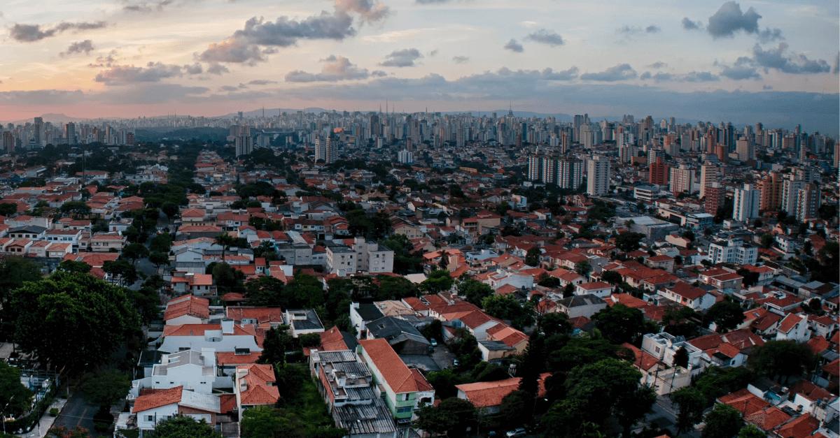 Ilustração de Vila Guarani São Paulo - SP