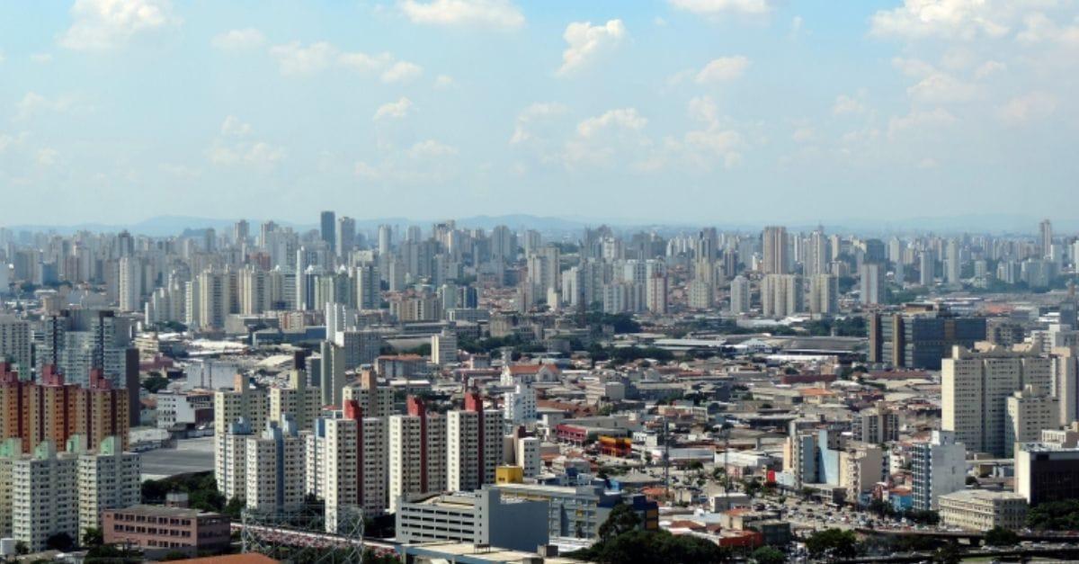 Ilustração de Vila Gumercindo São Paulo - SP