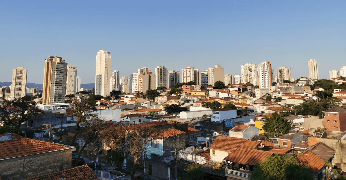 Ilustração de Vila Ipojuca São Paulo - SP