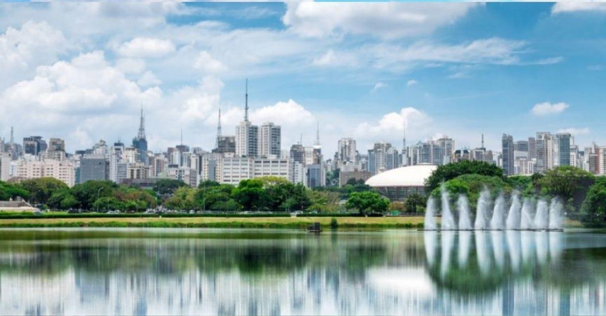 Ilustração de Vila Uberabinha São Paulo - SP
